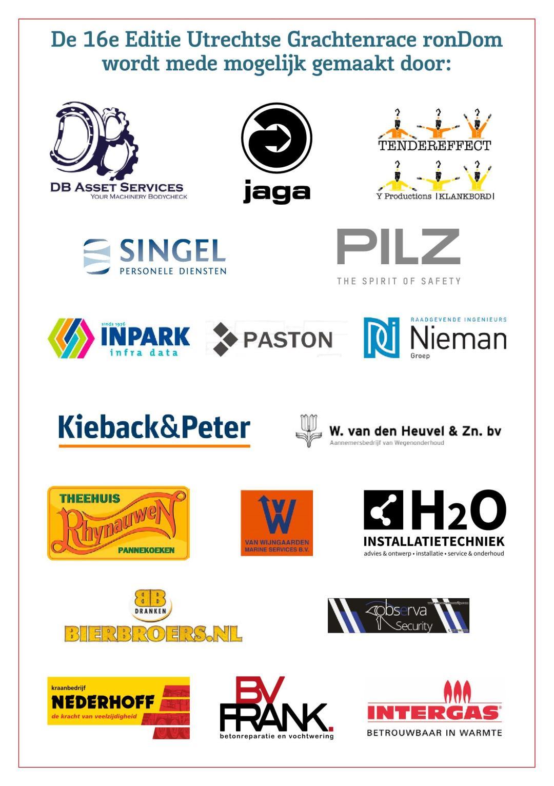 Sponsor pagina 2018